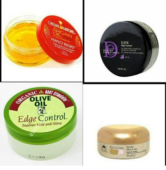 Products To Smooth Natural Hair Edges