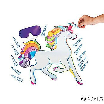 Give this majestic creature its horn back! A party game that's sure to make guests giggle and laugh, this unicorn game is simple to set up and even easier ...