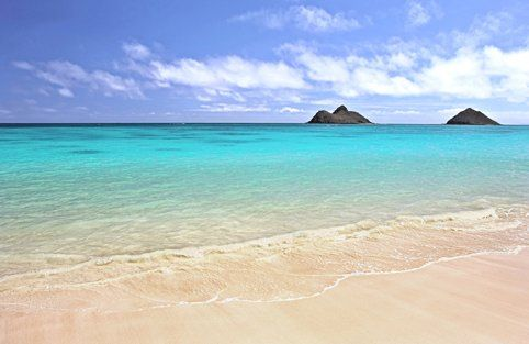 lanikai beach - my favorite beach