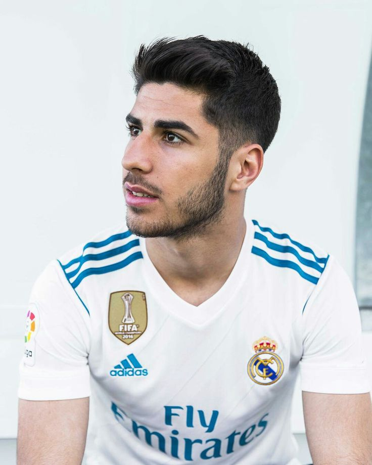 Marco Asensio @realmadrid