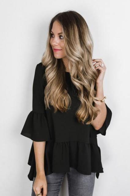 17+ Ideas Wedding Guest Hairstyles Medium Curls Hair Tutorials For 2019, #curls #Guest #Hair