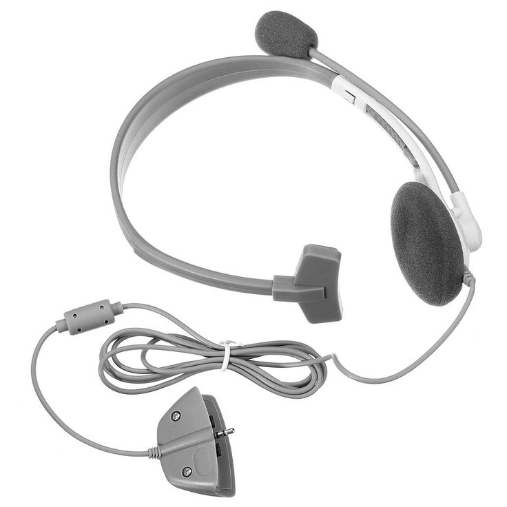 Headphone Earphone Headset Microphone W/ Mic Headphone For Xbox 360 Live. Description:     Headphone Earphone HeadSet & Microphone w/ Mic HeadPhone For XBOX 360 Live     Features:        Promote the online community experience of the XBOX Live.  Let you draw up the strategy with member of team, the interference opponent.   100% Brand New high quality headphone for MICROSOFT XBOX360  Volume control and mute switch.  Adjustable Headband and microphone. …
