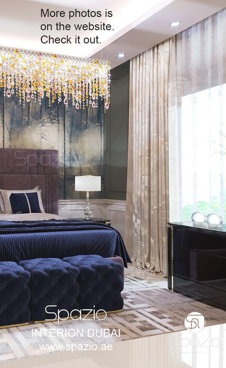 ديكورات غرف النوم الرئيسية للأزواج التصاميم الداخلية الفخمة لغرفة النوم الرئيسية Master Bedroom Interior Design Master Bedroom Interior Luxury Bedroom Master