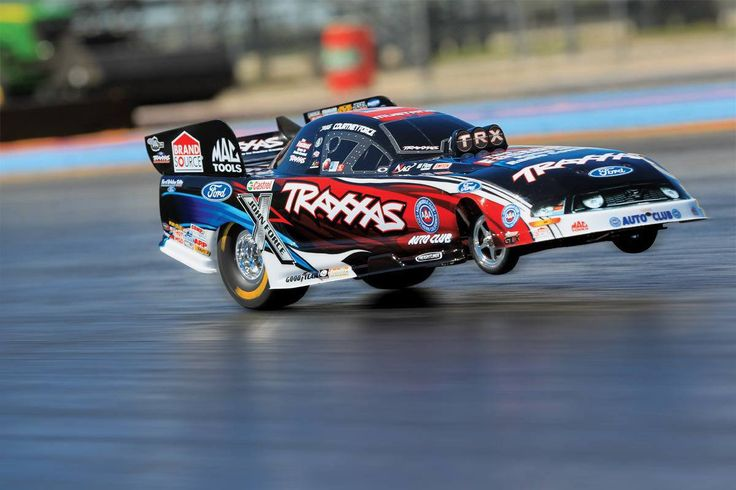 The Traxxas Funny Car fills a unique spot in hobby rc cars, as it imitates drag racing at 1/8 scale, but how well does it perform, and is it fun?