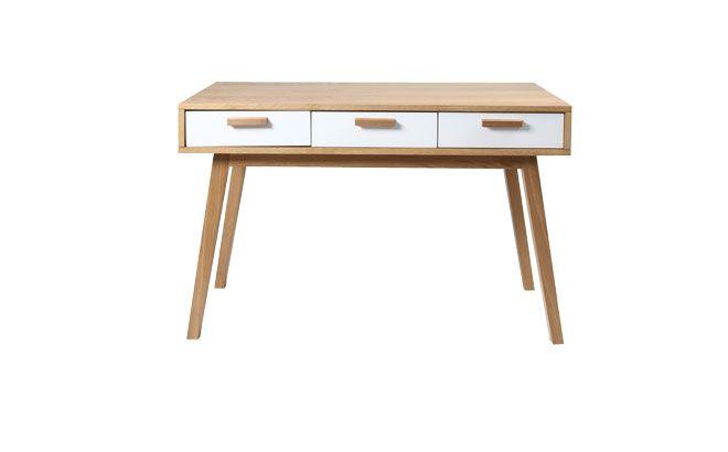 Bureau Design Scandinave Helia Miliboo Bureau Scandinave Bureau Design Meuble Design