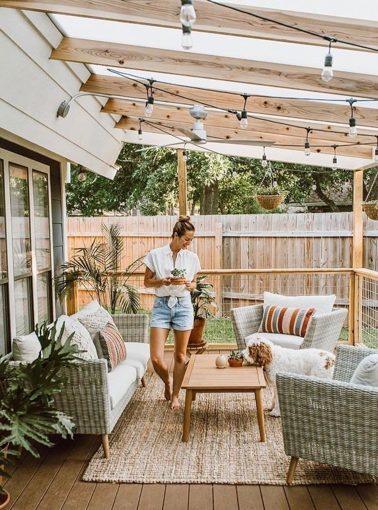 Diy Patio Deck Decoration Ideas On A Budget 43 Anchordeco Com Patio Furnitur 2019 Diy Patio Deck Decoration I Patio Design Diy Patio Backyard Patio Designs