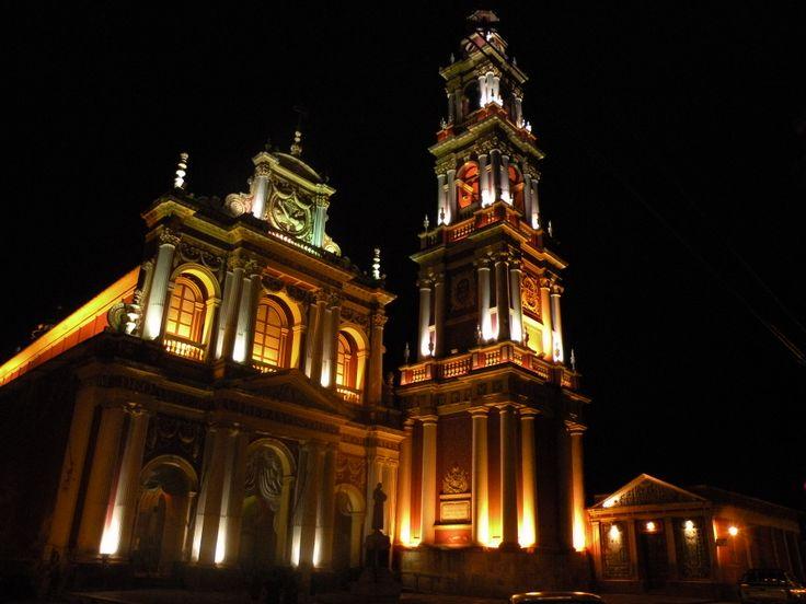 Salta, Iglesia San Francisco, Argentina