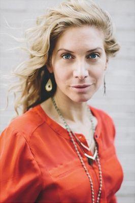 Elizabeth Mitchell, BRINK mag photoshoot