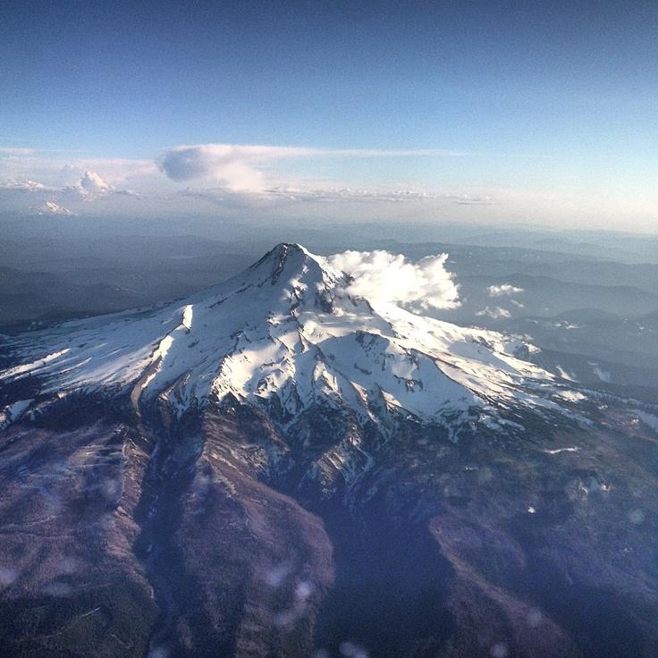 Mt. Hood... gorgeous!