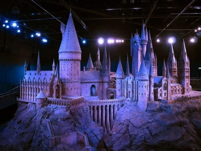 Museum of Harry Potter, London.