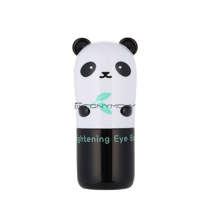 Panda's Dream Brightening Eye Base 9g, TONY MOLY.  Practico corrector de ojeras en barra que proporciona luminosidad a nuestro rostro sin resecar ni irritar la piel.