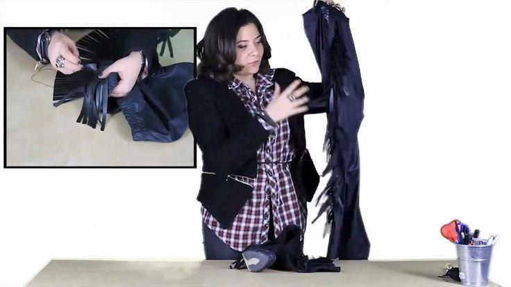 Come fare gli stivali con frange di Isabel Marant, il cappotto e il Magl...