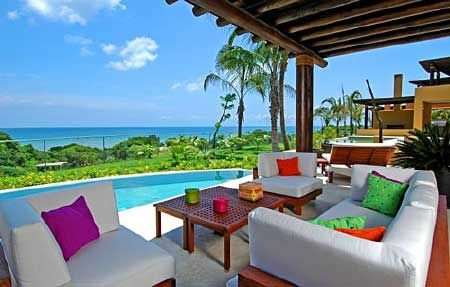 One day, this will be my backyard!: Dreams Home, Dreams Houses, Dreams Backyard, The View, Kitchens Accessories, Beaches Houses, Outdoor Spaces, Ocean View, Back Yard