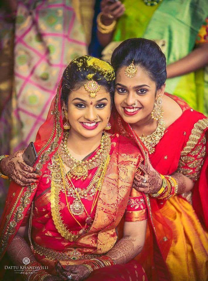 Telugu bride. south indian bride