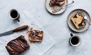 Chocolate, cinnamon and pecan babka.