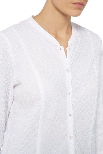 Sahara Cotton Pintuck Shirt   Shirts   Sahara