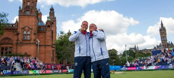 Scottish athletes handed Financial Incentives to win medals at Commonwealth Games 2014