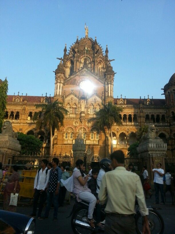 CST is an UNESCO world heritage site and historic railway station which serves as the headquarters of Central railways in Mumbai- India. CST is at a walking distance from New Vasantashram hotel.