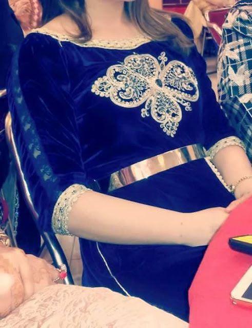 Boudron\algerian dress
