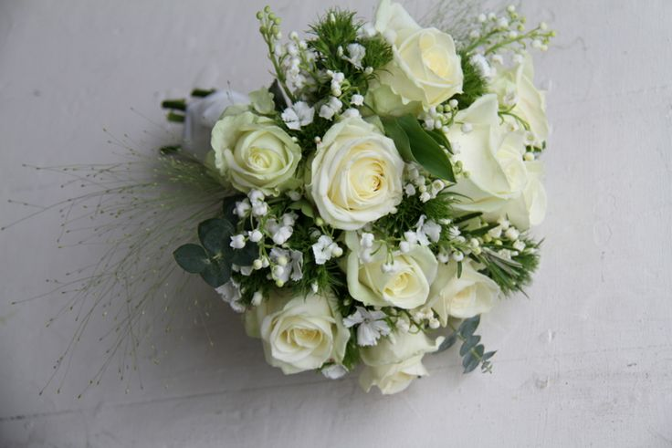 Lily Of The Valley Wedding Bouquet: Best 25+ Hand Bouquet Ideas On Pinterest