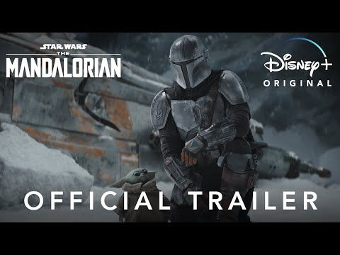 The Mandalorian Season 2 Official Trailer Disneyhttps Www Youtube Com Watch V Ew7twd85m2g In 2020 Mandalorian Star Wars Disney Youtube