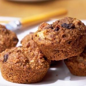 Oat Bran Muffins Recipe | MyRecipes.com