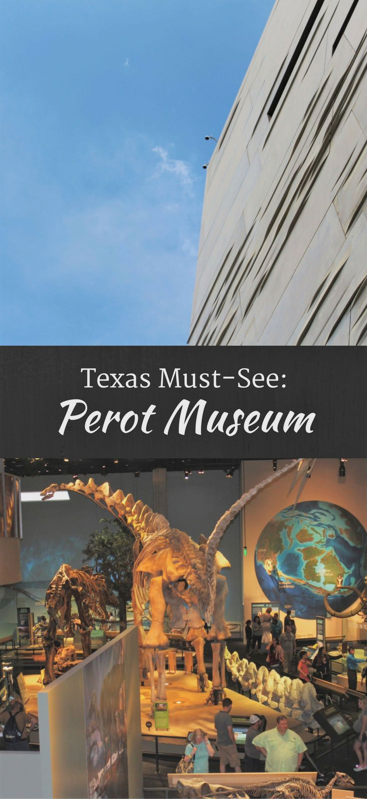 The Perot Museum in Dallas is one of the things you must do not only in Dallas but also Texas. It is one of the most architecturally astounding buildings on the planet!