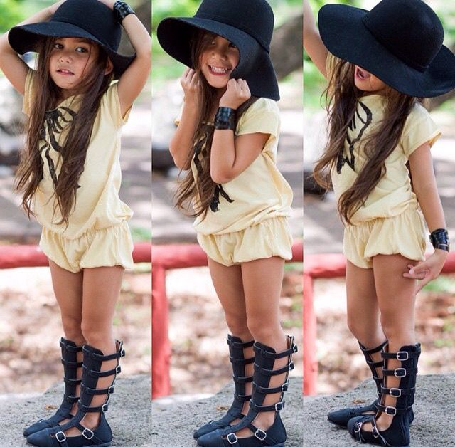"""Absolutely beautiful little girl! Wow!! That outfit too!!! I can't wait until Lynnon can wear more """"big girl looking clothes""""!"""