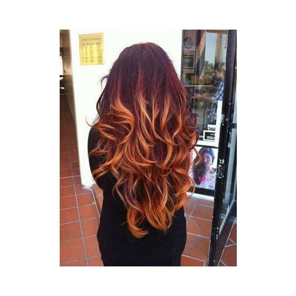 Как выглядит каскад на длинных волосах до талии? Есть фото? ❤ liked on Polyvore featuring hair and hairstyles