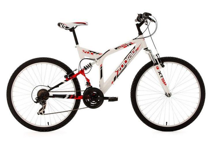 KS Cycling Fully-Mountainbike / 26 Zoll