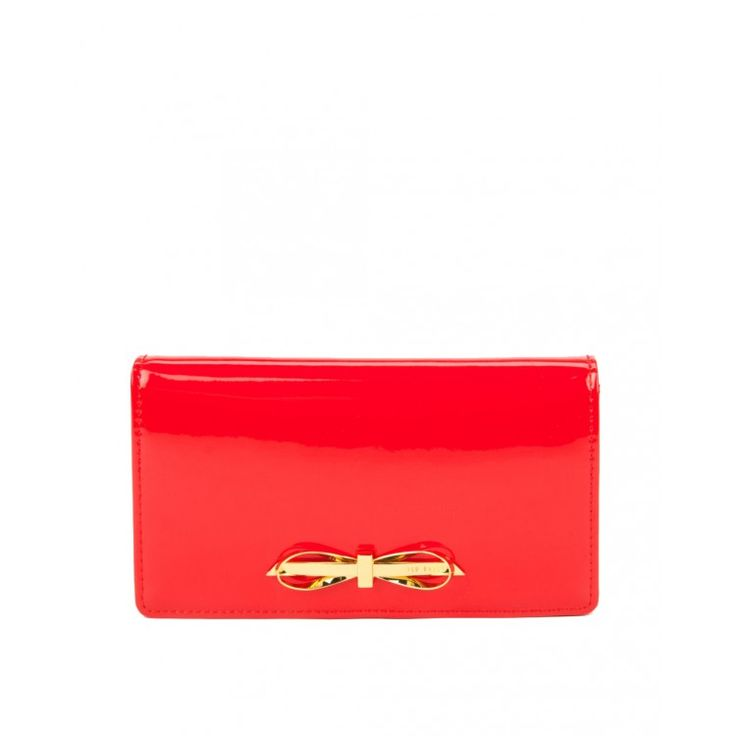 Ted Baker VANESA Patent leather phone sleeve   John-Andy.com