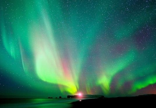 A four-night break in Iceland split between Reykjavik and Vik, with an escorted Northern Lights tour, breakfast and all travel. A once in a lifetime trip!!