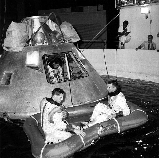 APOLLO 1 Mission Photos | Information | APOLLO MANIACS