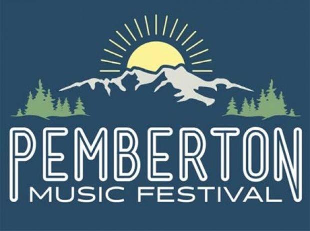 Pemberton Festival Logo