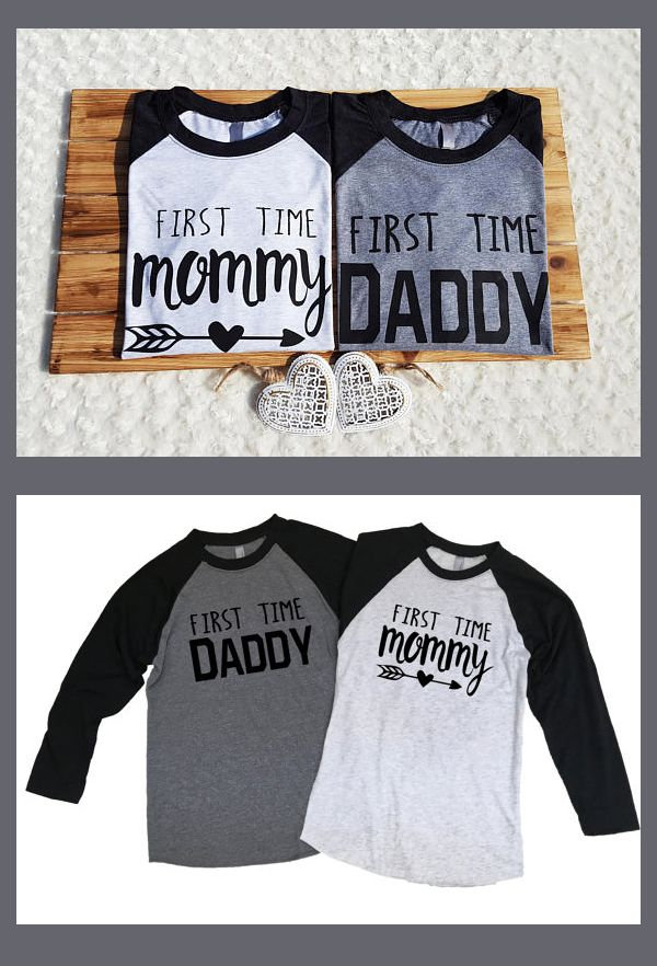 baab4e17 pregnancy announcement, new parents gift, baby reveal, reveal to family, new  parents shirt, new parents reveal, parents shirts, baby shower #affiliate