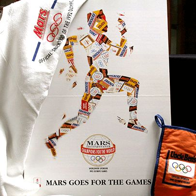Barcelona history 1992 - olympics Mars, Incorporated becomes the single worldwide food sponsor of the 1992 Olympic games.