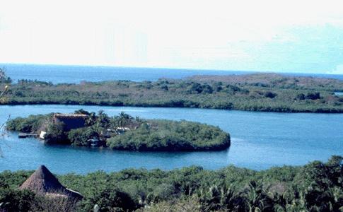 Parque Corales del Rosario in Colombia