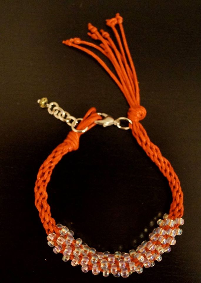 Pushiana Red Bracelet