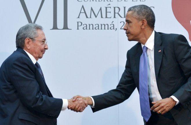 Obama y Raúl Castro se reunirán en Nueva York Será el segundo encuentro entre ambos mandatarios tras reanudar la relación diplomática bilateral. http://www.argnoticias.com/mundo/item/37908-obama-y-ra%C3%BAl-castro-se-reunir%C3%A1n-en-nueva-york