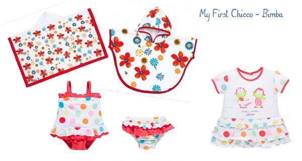 In vacanza con Chicco: i prodotti per bebè da mettere in valigia