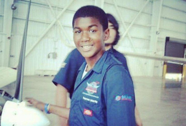 Trayvon Martin, Who Dreamt Of Being A Pilot, To Receive Honorary Aviation Degree Florida Memorial University will posthumously award Martin at the HBCU's commencement this month.