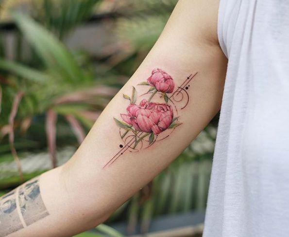 wunderschöne Tattoos, die Ihr Vertrauen über Nacht steigern
