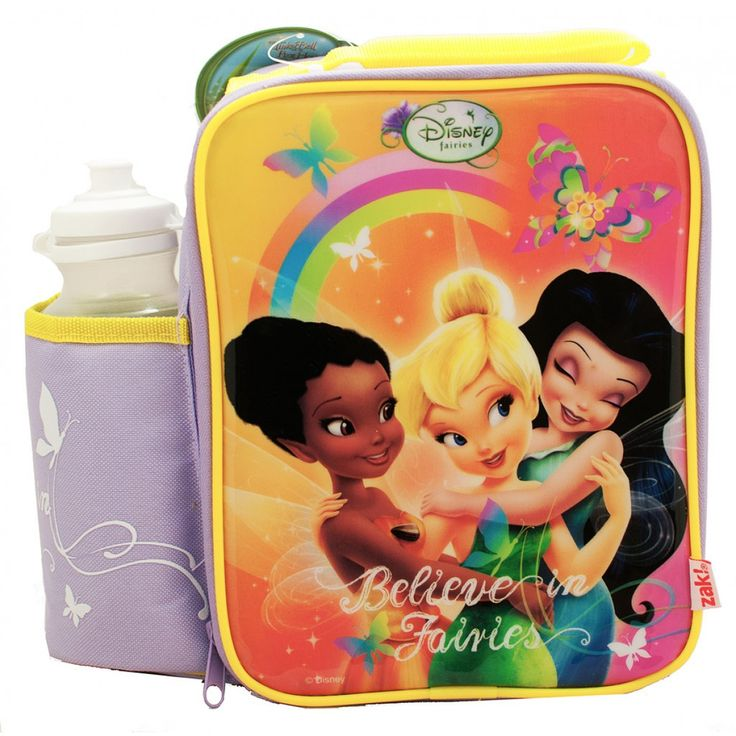 Disney Fairies Lunch Bag and Canteen