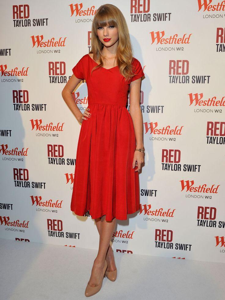 Dress    Taylor Swift—  2012