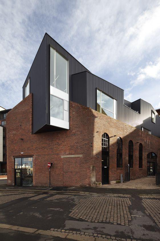 #roof #extension #architecture Shoreham Street / Project Orange pinned by @dakwaarde