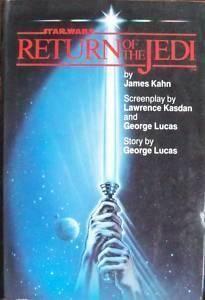"""""""Star wars - return of the Jedi"""" av James Kahn"""