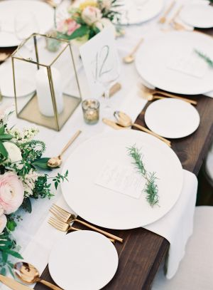 Rose Gold & Blush Wedding at the Ojai Valley Inn & Spa Gallery - Style Me Pretty