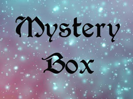 Mystery Box by DesertGypsea on Etsy