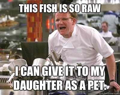 Chef Ramsey memes hahahaa