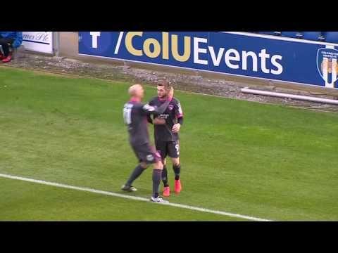 Colchester United vs Morecambe - http://www.footballreplay.net/football/2016/10/22/colchester-united-vs-morecambe/